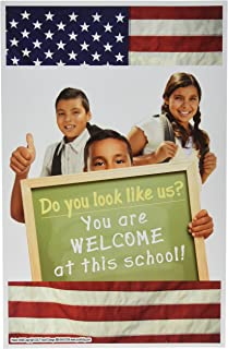 Youth Change Workshops Welcome to School for Immigrant, Diverse, Muslim, Mexican Students (Poster #640)