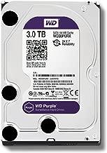 Western Digital Surveillance Model WD30PURX 3TB Hard Disk Drive 5400 RPM Class SATA 6Gb/s 64MB Cache 3.5 Inch Purple