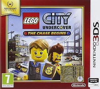 Nintendo LEGO City Undercover: The Chase Begins Básico Nintendo 3DS Inglés vídeo - Juego (Nintendo 3DS, Acción, E (para todos))