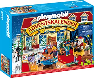 Playmobil 70188 Advent Calendar Toy Role Play Multi-Coloured One Size
