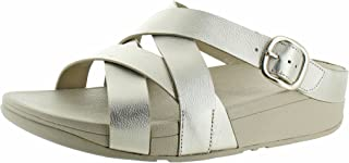 fitflop skinny gold