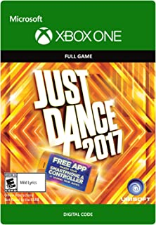Just Dance 2017 Gold Edition (Includes Just Dance Unlimited subscription) - Xbox One - Xbox One Digital Code