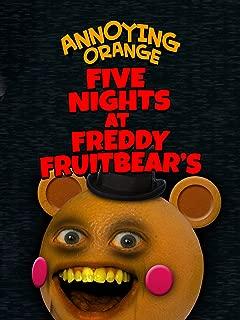 Clip: Annoying Orange - Five Nights at Freddy Fruitbear's