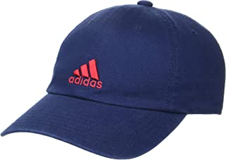 adidas Kid's Youth Ultimate Cap Hat, Navy, OSFA
