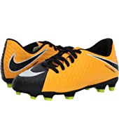 Nike Kids - Hypervenom Phade III FG Soccer (Little Kid/Big Kid)