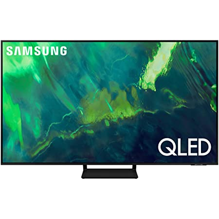 SAMSUNG 75-Inch Class QLED Q70A Series - 4K UHD Quantum HDR Smart TV with Alexa Built-in (QN75Q70AAFXZA, 2021 Model)