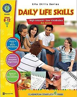 Daily Life Skills Bundle Gr. 6-12 (Life Skills) - Classroom Complete Press