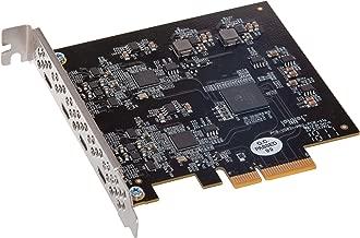 Sonnet Allegro USB-C 4-Port PCIe Card (USB3C-4PM-E)