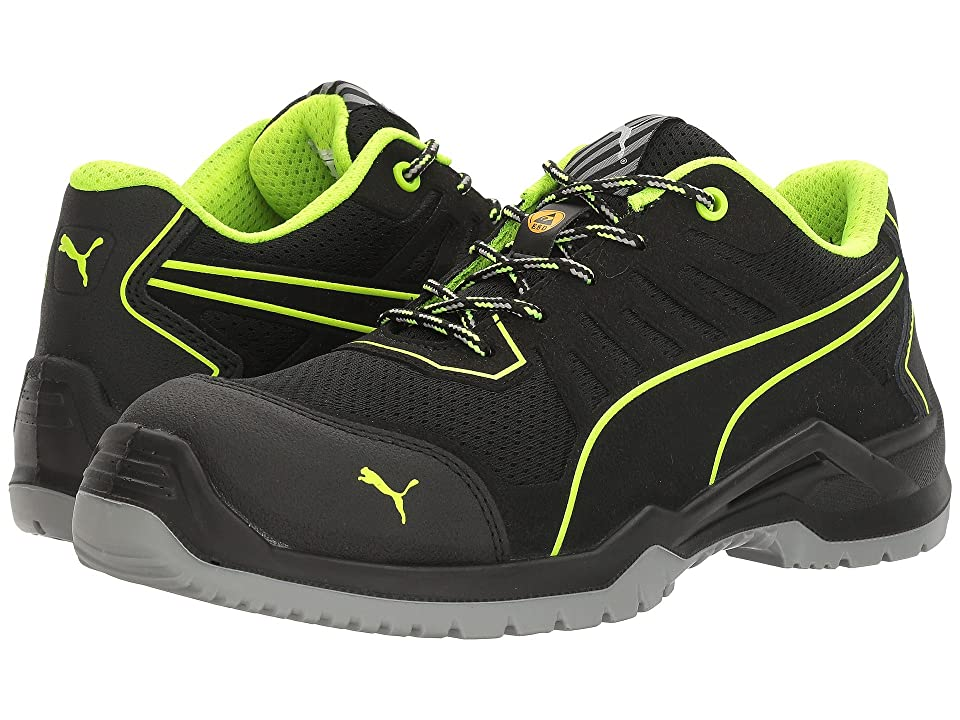 PUMA Safety Fuse CT (Black/Green) Men