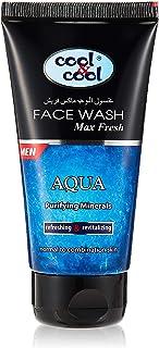 Cool & Cool Aqua Face Wash for Men 75ml