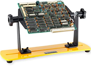 pcb holder assembly jig ideal for students workshop workbench repairs hobby etc