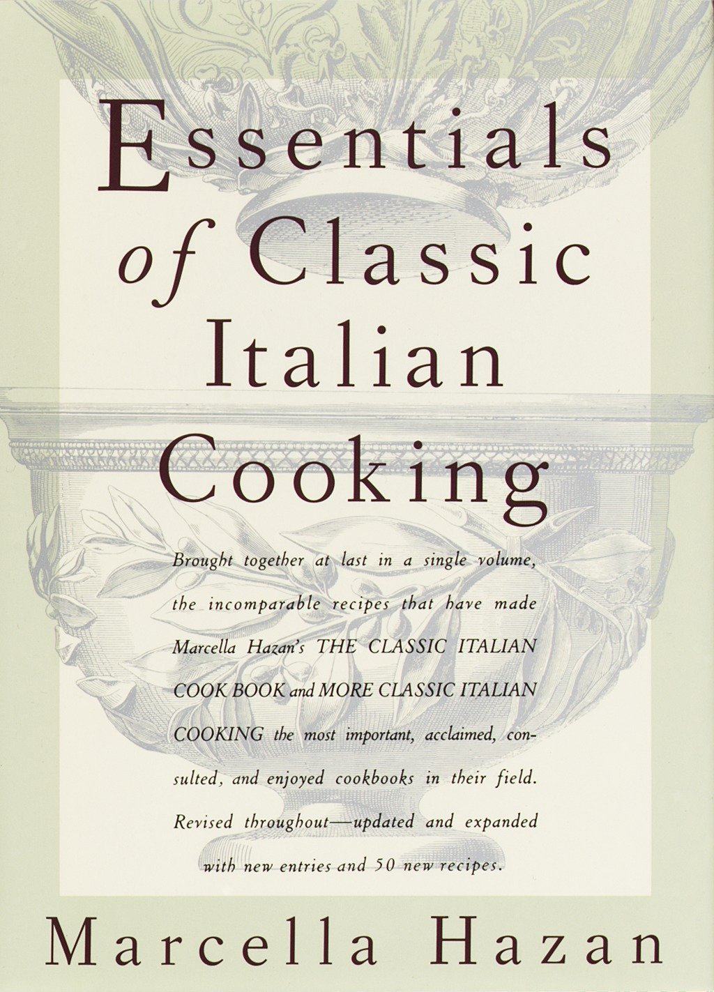 Image OfEssentials Of Classic Italian Cooking
