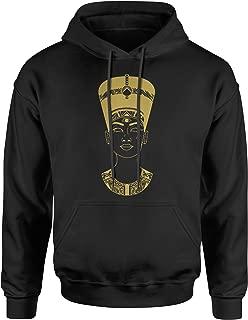 Nefertiti Egyptian Queen Unisex Adult Hoodie