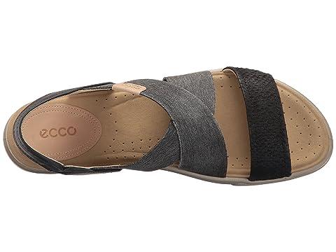 2c5c13f3684c ECCO Damara 2-Strap Sandal at Zappos.com