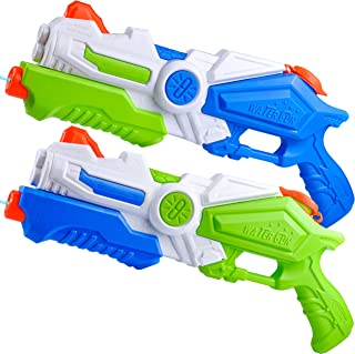 JOYIN 2 Pack Large Water Guns Toy Super Water Soaker...