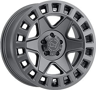 Black Rhino York 18X90 5/150 Et12 Matte Gunmetal