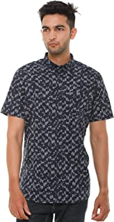 EASY 2 WEAR ® Men Printed Shirts Plus Size - Half Sleeves (S to 5XL) Comfort/Regular FIT