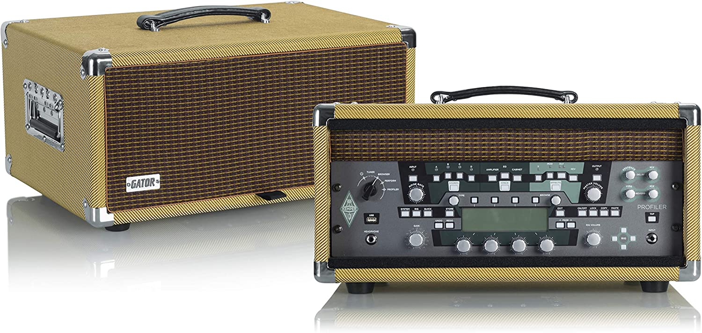 Gator Cases Indefinitely Retro Series Cheap mail order specialty store Vintage Amp Rack Tweed GR-RET Case; 4U