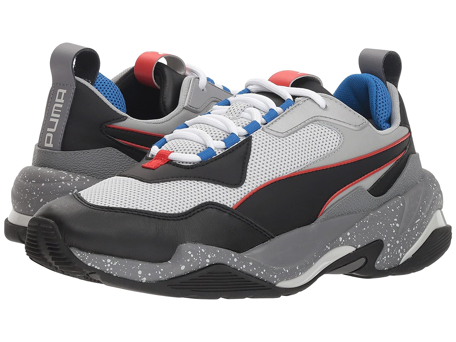 PUMA Thunder ElectricAtmospheric grades have affordable shoes
