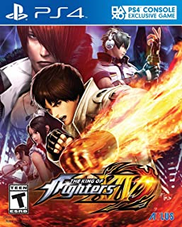 The King of Fighters XIV - PlayStation 4