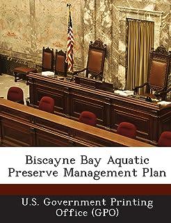 Biscayne Bay Aquatic Preserve Management Plan