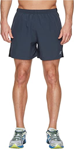 "New Balance Accelerate 5"" Shorts"