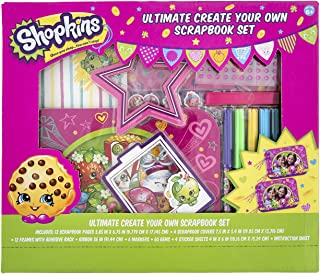Shopkins Ultimate Create Your Own Scrapbook Set