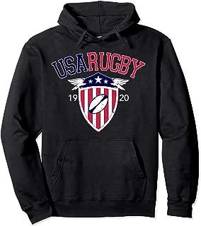 Vintage USA Rugby Hoodie