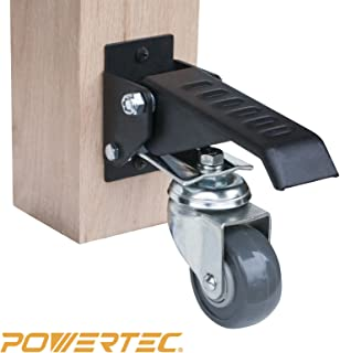 POWERTEC 17000 Workbench Caster Kit (Pack of 4)