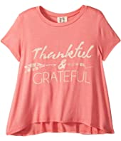 People's Project LA Kids - Thankful Tee (Big Kids)