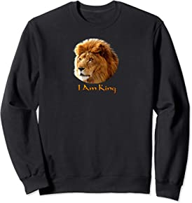 I Am King Sweatshirt