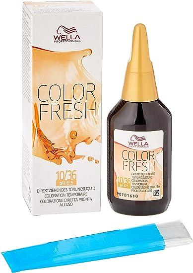 Wella Tinte Color Fresh 6/0-75 ml