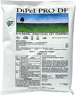 Valent USA Dipel Pro DF Biological insecticide BT 54%, 1lb Bag