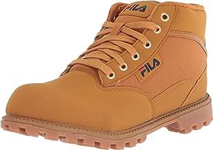 fila boots dorate