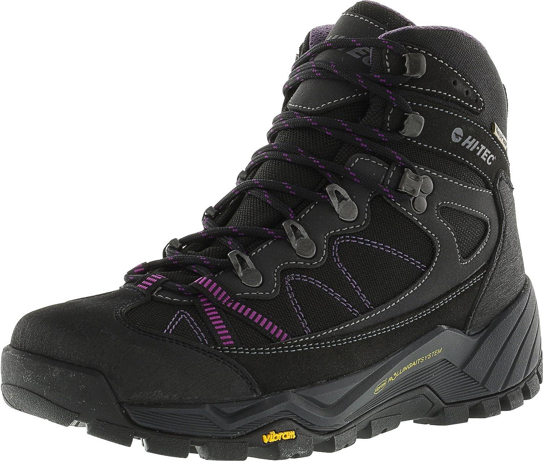 Hi-Tec Women's V-Lite Altitude Pro Lite Rgs Waterproof Ankle-High Fabric Boot
