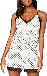 Marca Amazon - IRIS & LILLY Pijama Corto Mujer