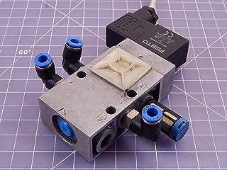 festo manual valves