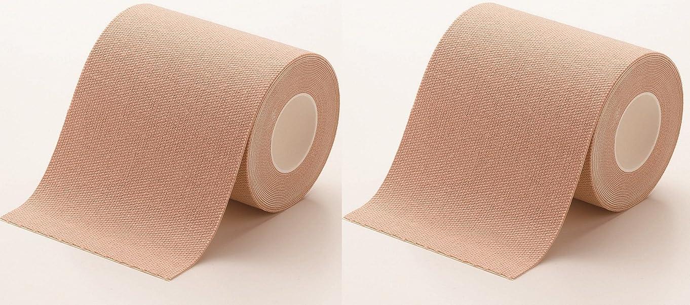 自由論争的ギャップ汗かきさんの直貼りワイド汗取りシート2個組 (ヒアルロン酸配合?抗菌加工)