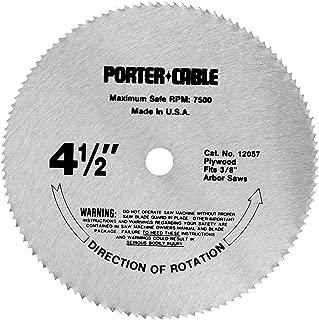 Best porter cable 20v circular saw blade install Reviews