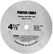 Best 4 1/2 inch circular saw blades Reviews
