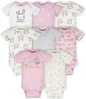 Best Baby 8-Pack Short Sleeve Onesies Bodysuits Review