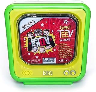 تلفزيون GTeev العملاق - S3، متعدد الألوان