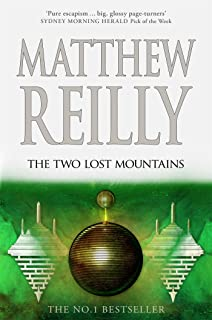 The Two Lost Mountains: A Jack West Jr Novel 6 (Jack West Jr.)