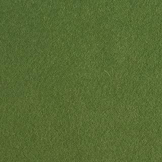 Felt, Wool Felt, Wool Blend Felt, 40 Colors, Felt Yards, Felt Yardage, Felt by The Half Yard, Felt Sheets, 1/2 Yard, Merino Fabric (Moss)