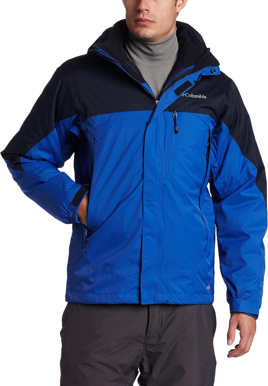 Columbia Men's Lhotse Mountain Parka