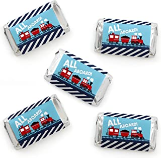 thomas the train candy bar wrappers