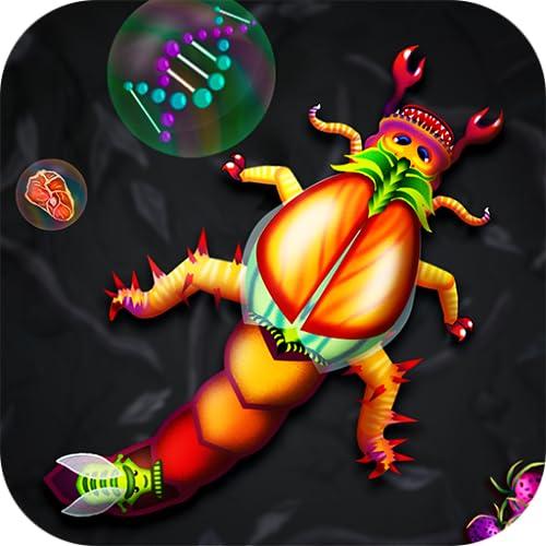 Horrible Insect Mutant Evolve - Battling Dominance Simulator