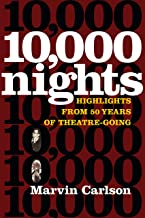 Ten Thousand Nights: Highlights from 50 Years of Theatre-Going