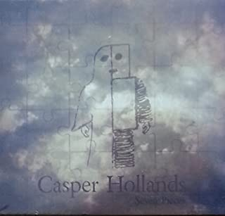 Casper Hollands Seven Pieces : Songs- Land of Strange Mirrors; Polka Dot Dress; Lost In Thought; Into the Woods; Would You Try; You're The one (2014 MUSIC CD)