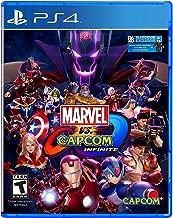 MARVEL VS CAPCOM INFINITE By Capcom Region 2 - PlayStation 4